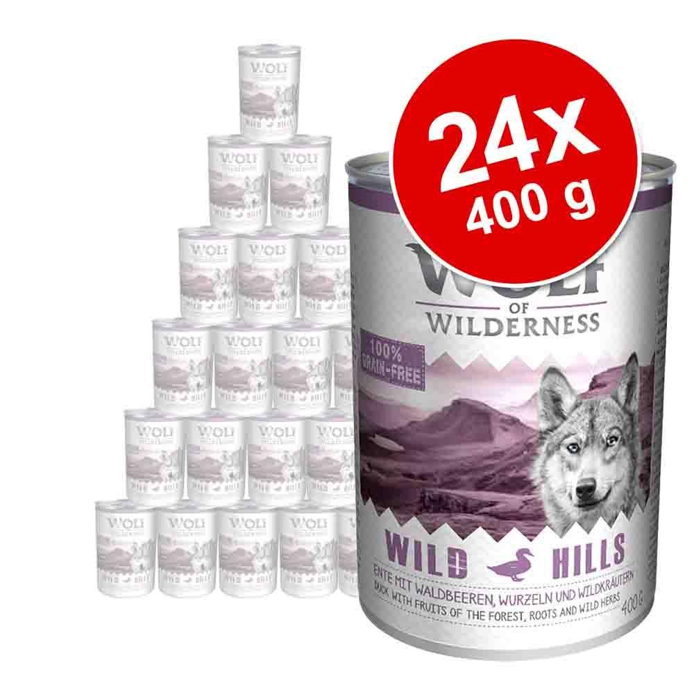 Megapakiet Wolf of Wilder