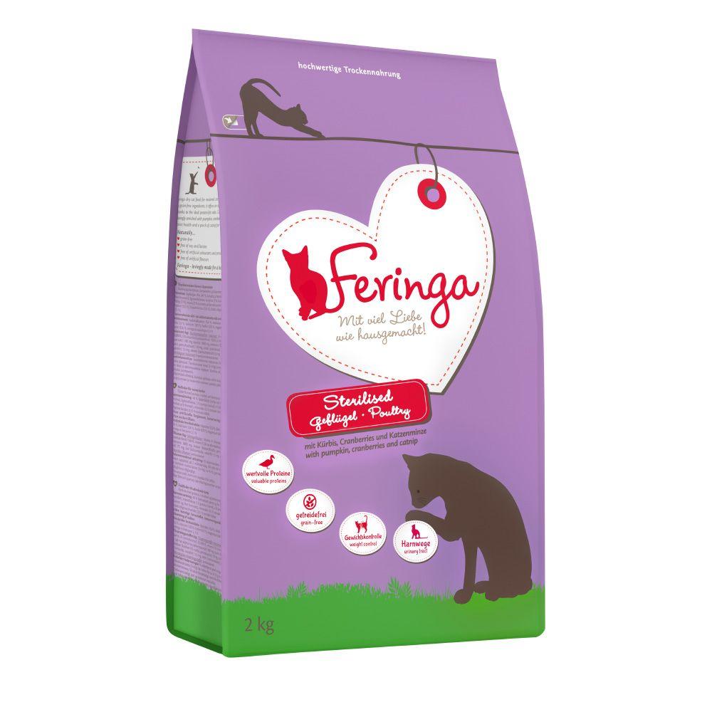 2kg Feringa Dry Cat Food