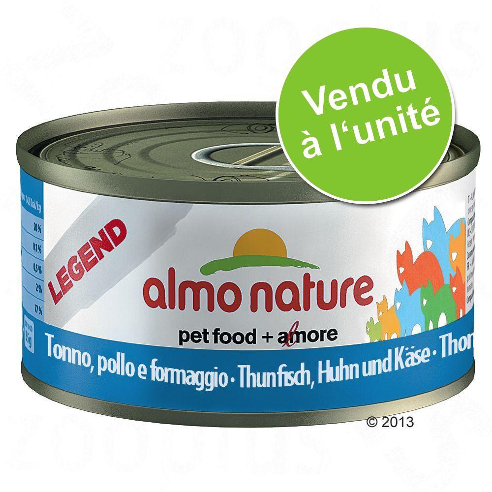 Almo Nature Legend 1 x 70 g pour chat - thon, maïs