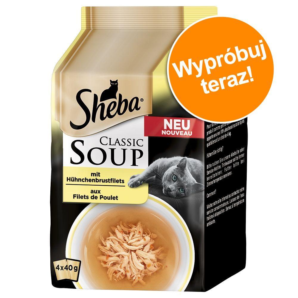 Sheba Classic Soup, 4 x 4