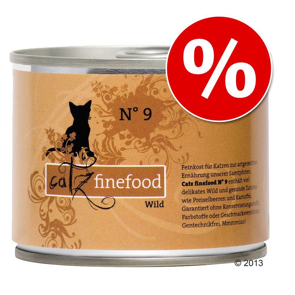 6 x 200 g Catz Finefood w