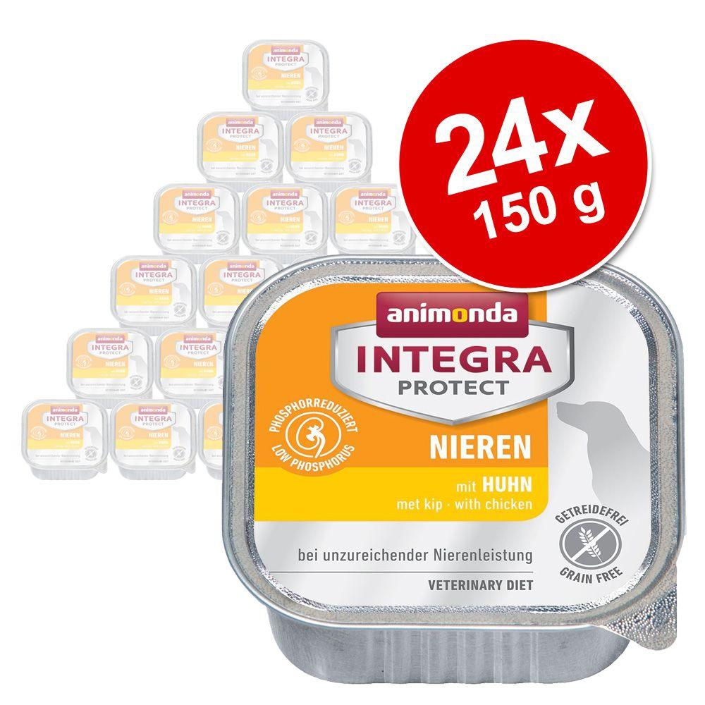 Megapakiet Animonda Integra Protect Renal, tacki, 24 x 150 g - Kurczak