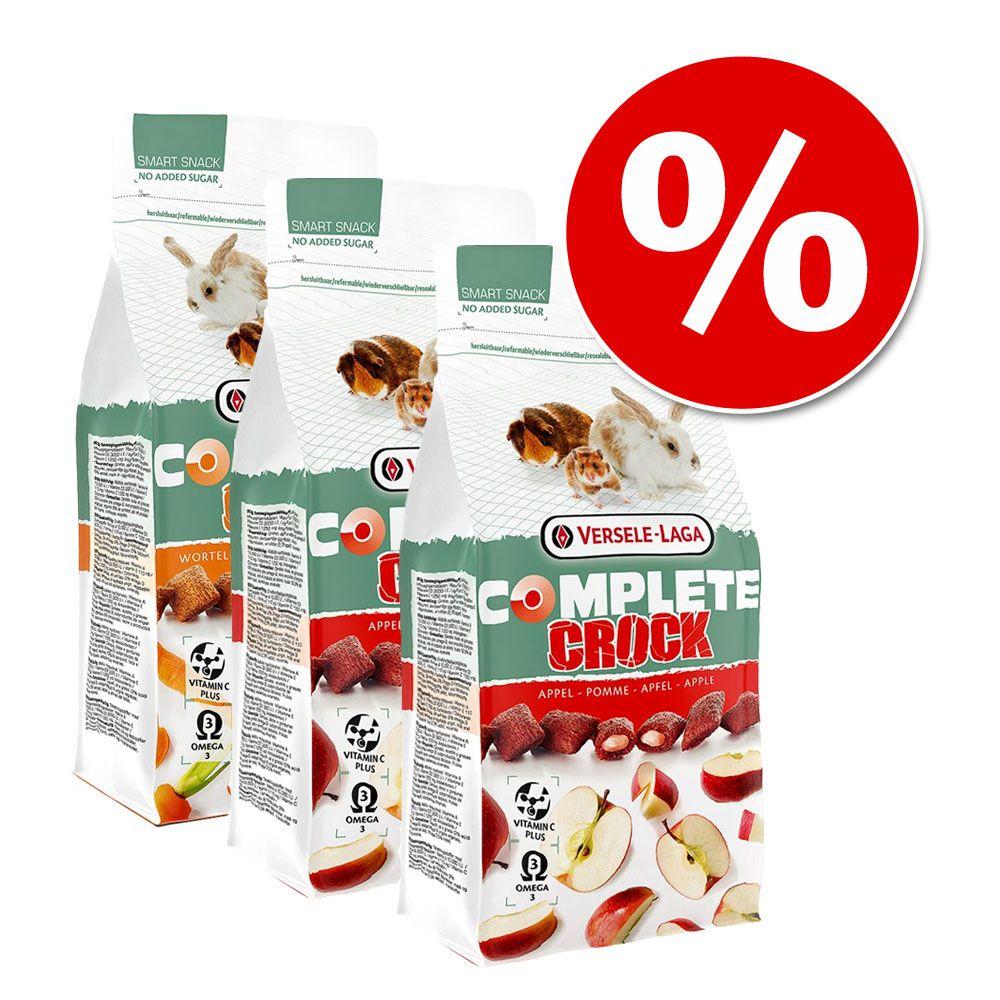 Pakiet mieszany Crock Complete, 3 x 50 g w super cenie! - Pakiet mieszany