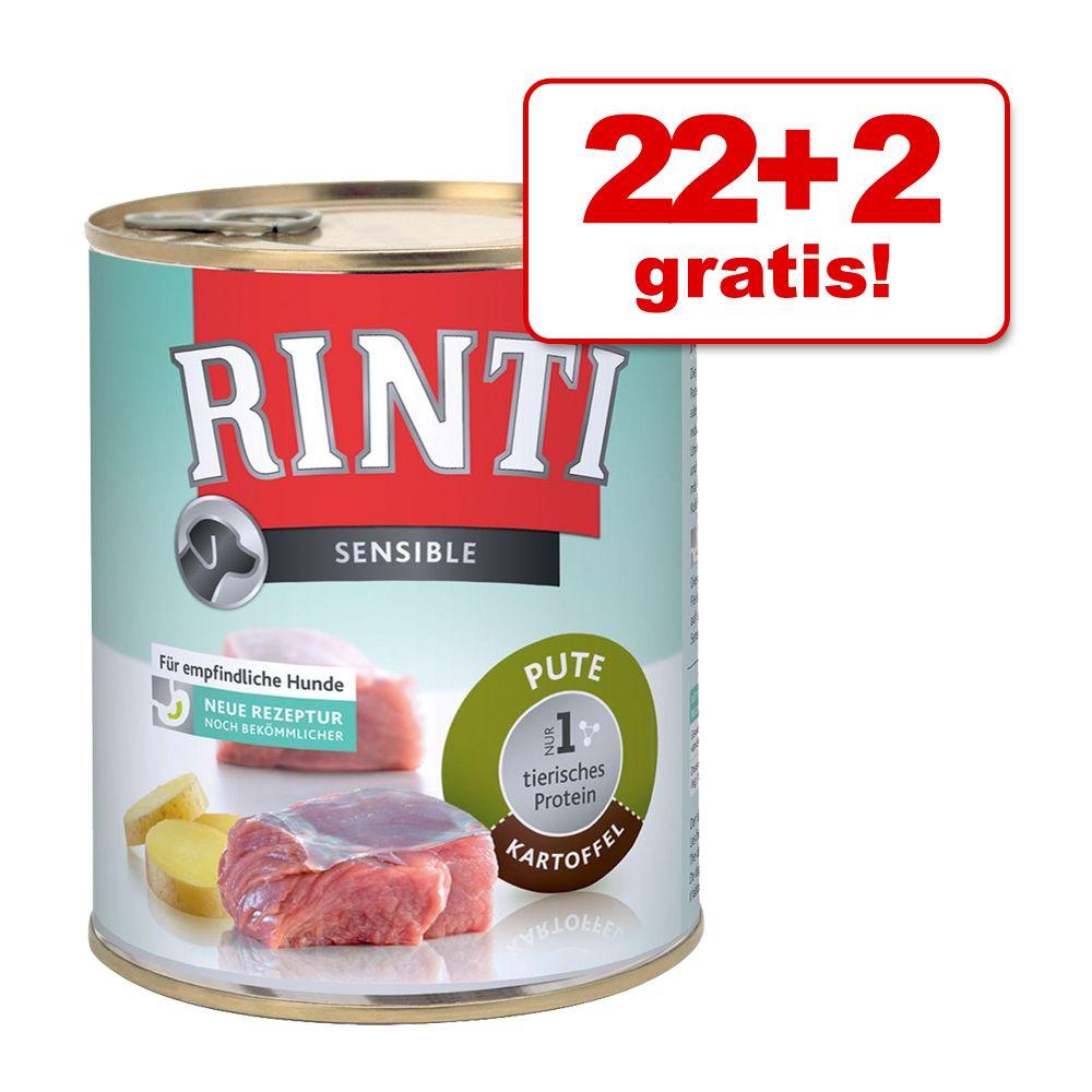 22 + 2 gratis! Rinti Sens