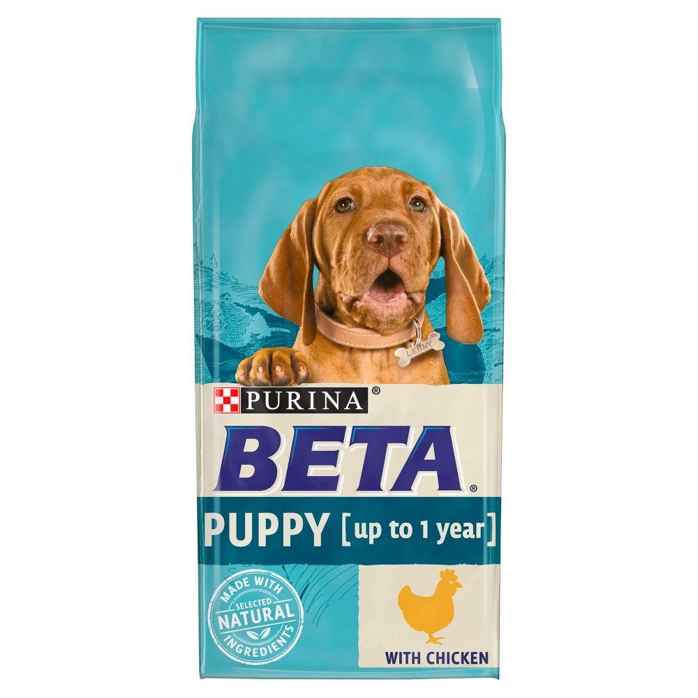 BETA Puppy Chicken - Economy Pack: 2 x 14kg
