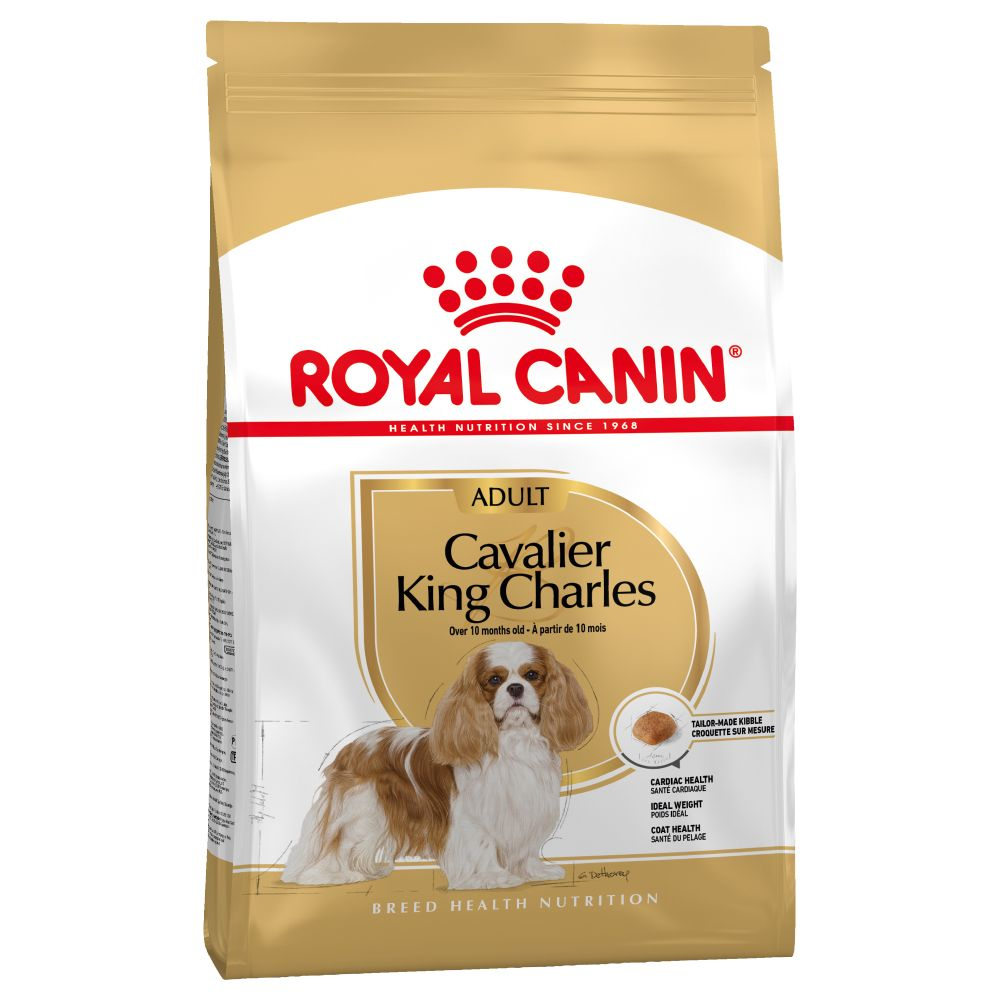 7.5kg Cavalier King Charles Royal Canin Adult Dry Dog Food