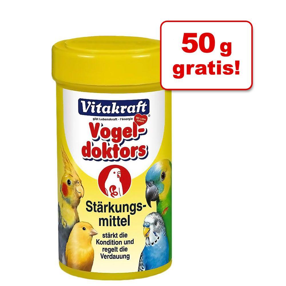 2 + 1 gratis! Vitakraft - Ptasi lekarz, 3 x 50 g - Multipack 3 x 50 g