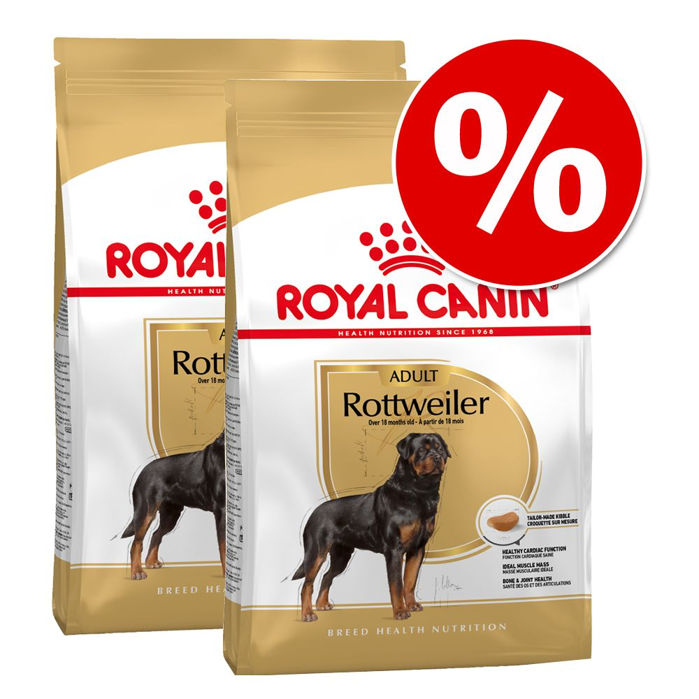 Royal Canin Breed 2 x jättipakkaus  - 9/10 €  - 2 x 7,5 kg Cavalier King Charles Adult