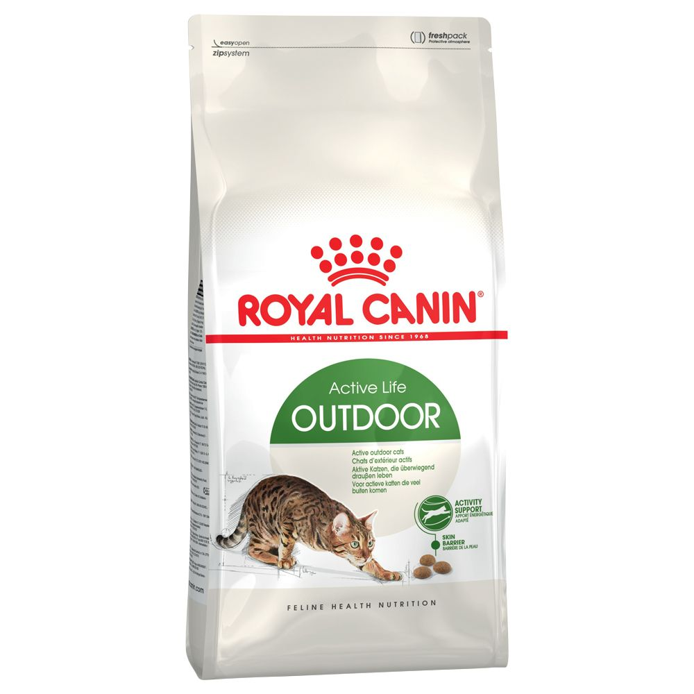Royal Canin Outdoor 30 - 10 kg + 2 kg på köpet!