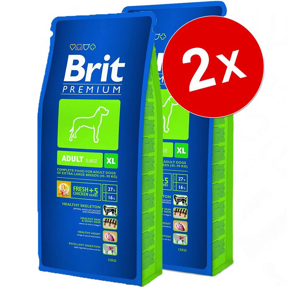 Chien Croquettes Brit Brit Premium