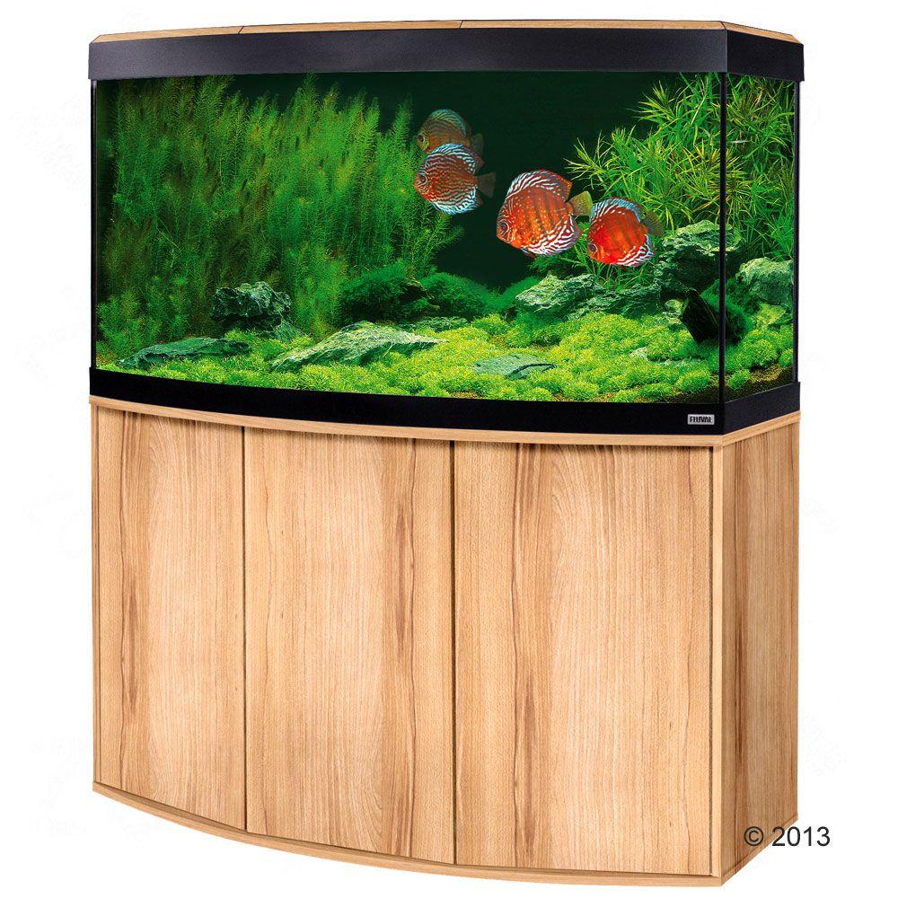 Aquarium-Kombination Vicenza 260 - weiß