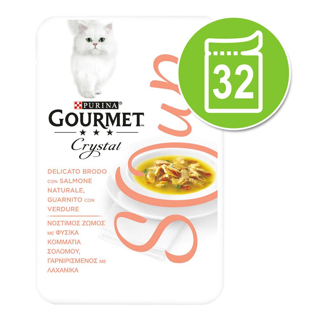 Image of Gourmet Soup 32 x 40 g - Tonno & Acciughe