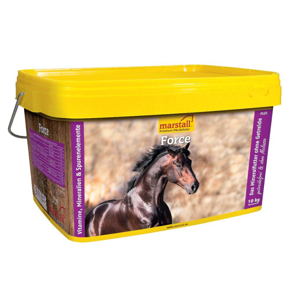20kg Aliment minéral Marstall Force pour cheval