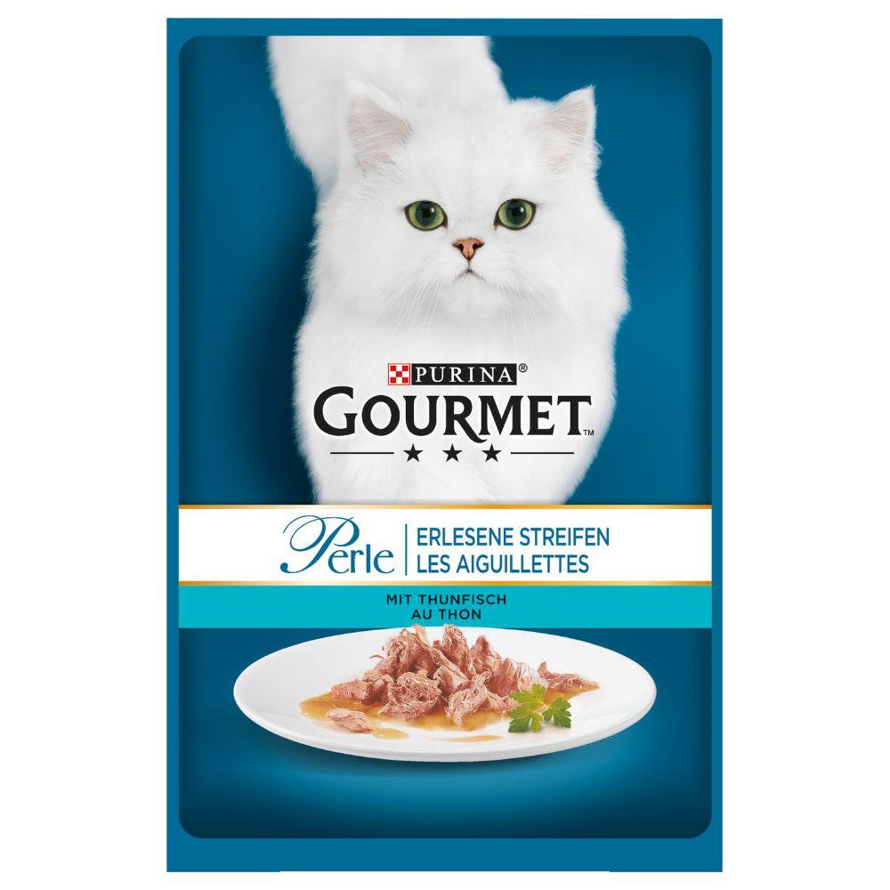 Fai scorta! Gourmet Perle 24 x 85 g - Filettini di manzo