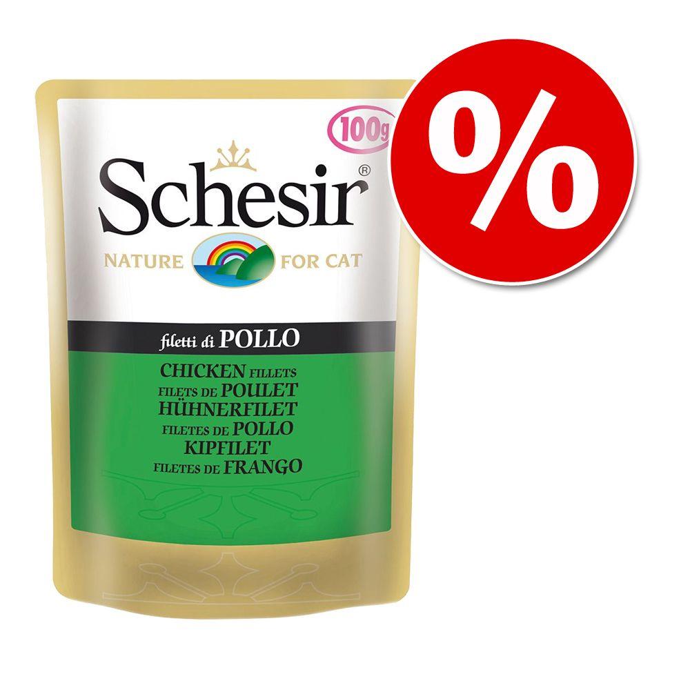 24 x 100 g Schesir w gala