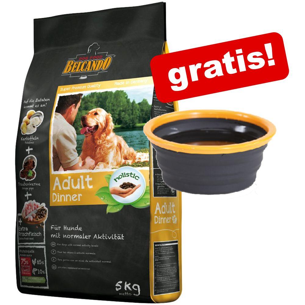 Großgebinde Belcando + Belcando Reisenapf grati...