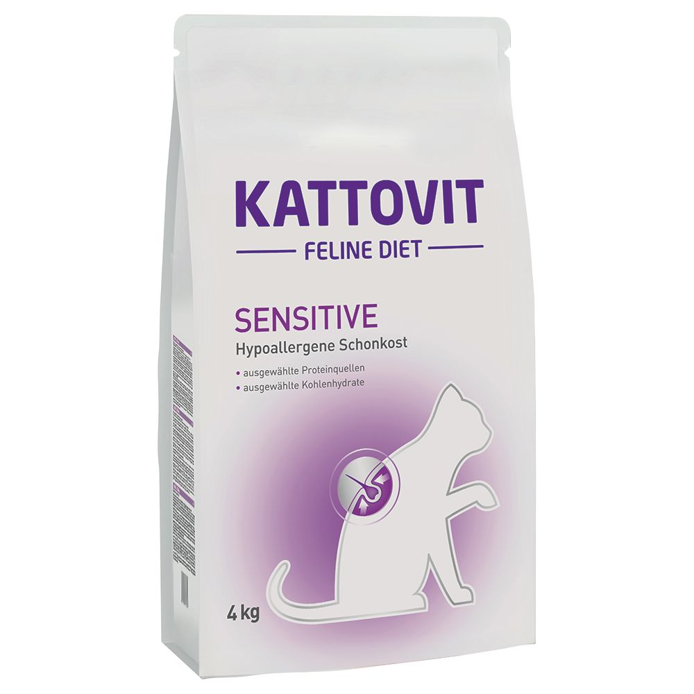 2x4kg Urinary Chicken Kattovit Dry Cat Food