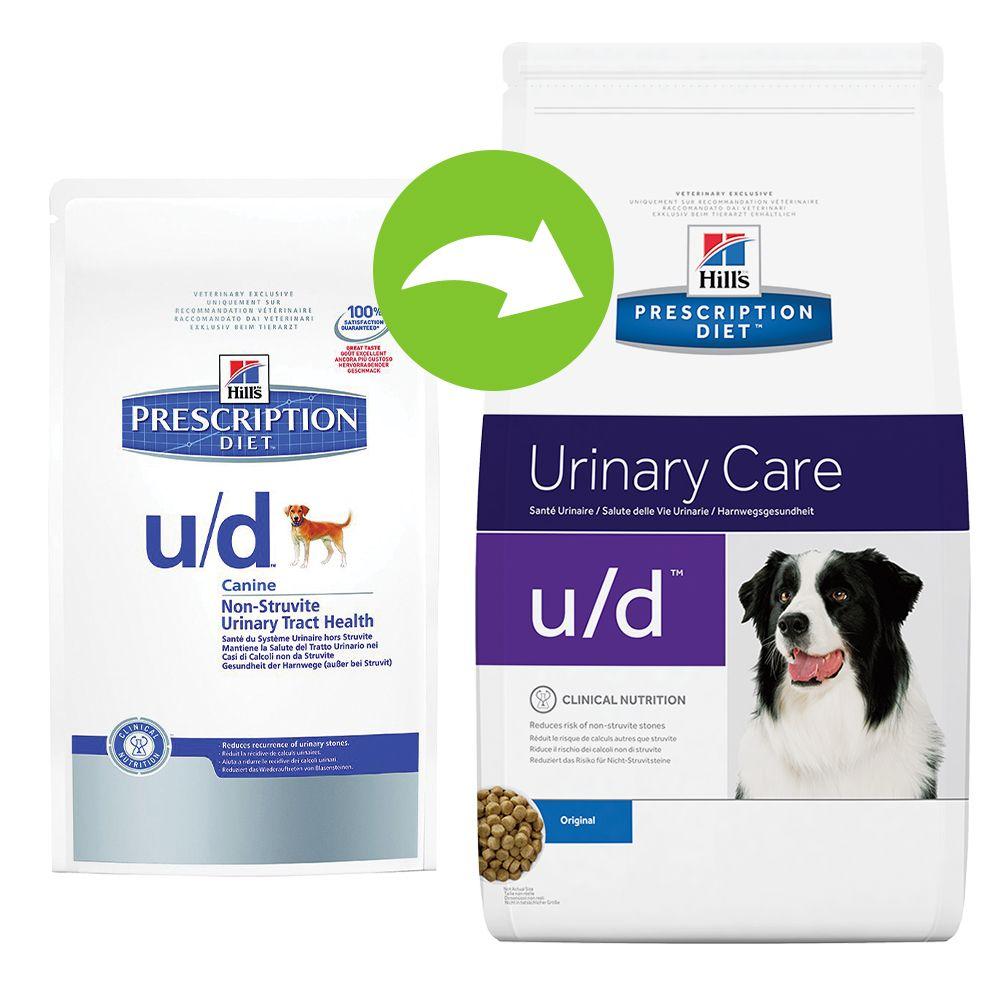 Chien Croquettes Hill´s Prescription Diet Problèmes rénaux chez le chien