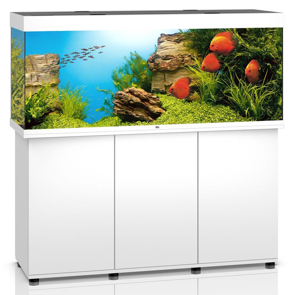 Foto Set acquario + supporto Juwel Rio 400 SBX - legno chiaro Acquari Juwel con supporto