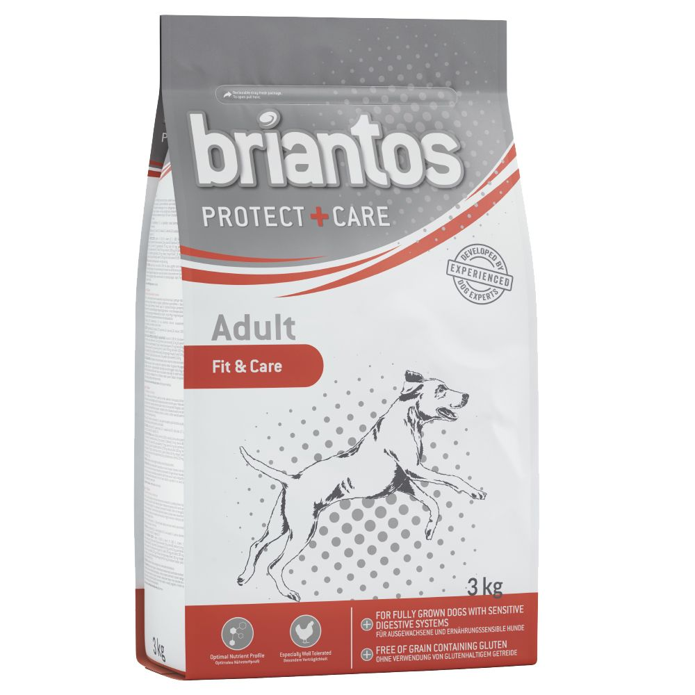 Briantos Adult Fit & Care - Economy Pack: 2 x 14kg