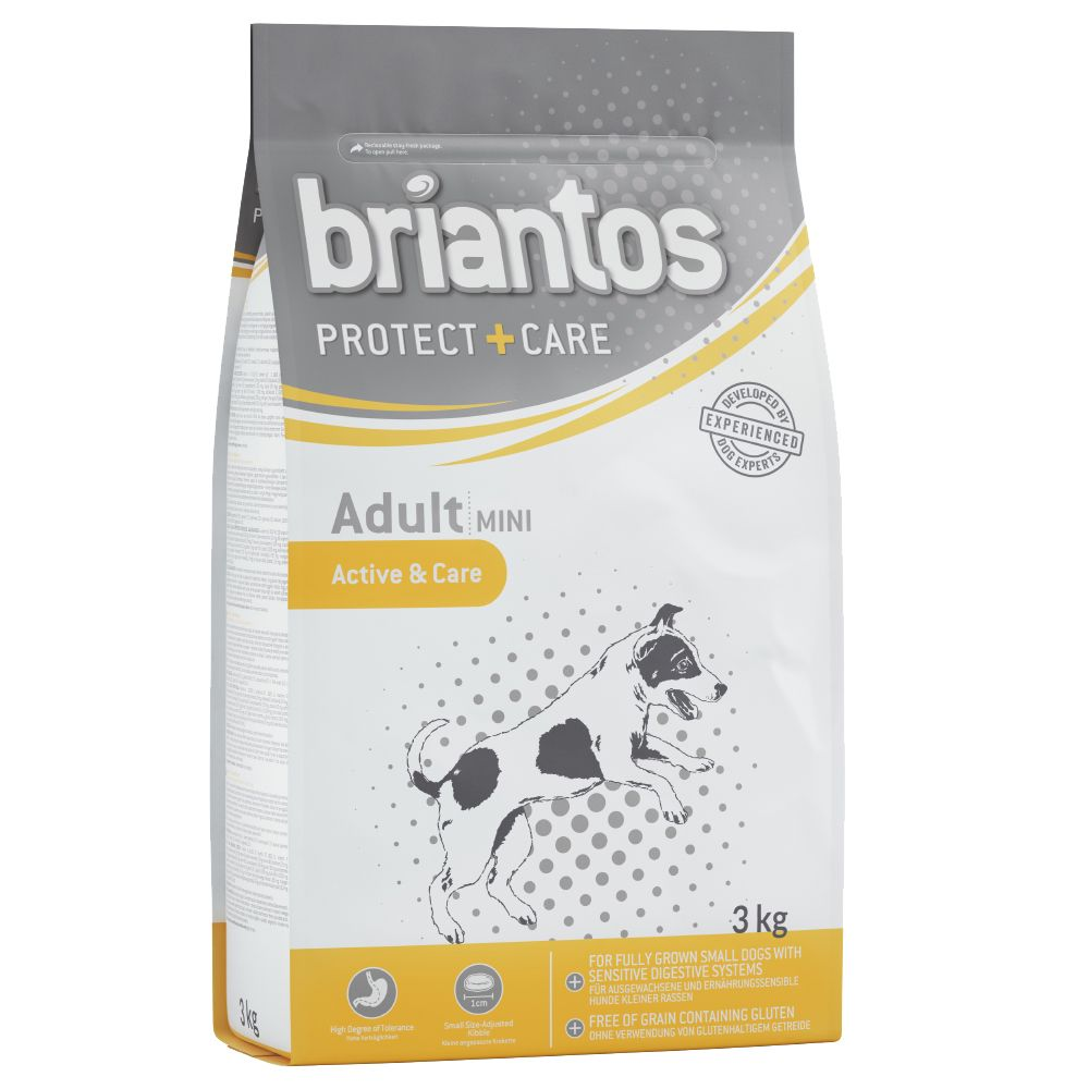 Image of Briantos Mini Active & Care - Single Protein - 3 kg