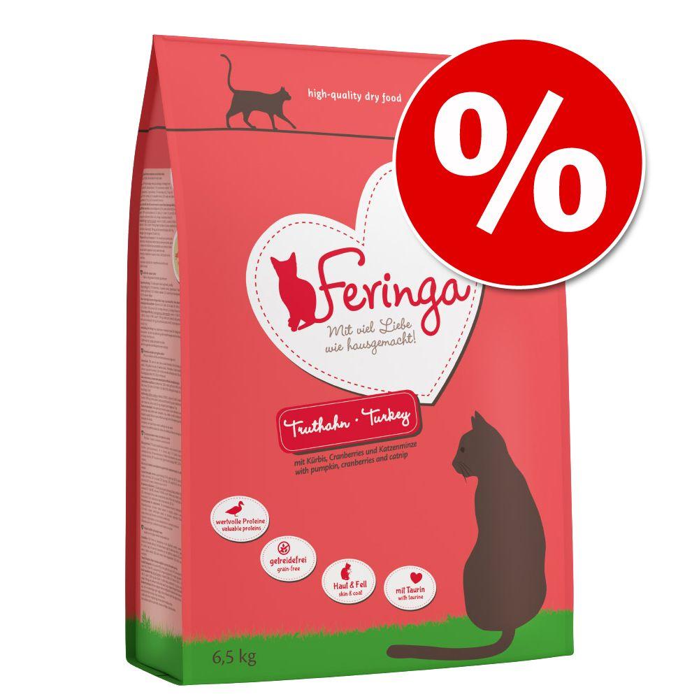 Ekonomipack: Feringa torrfoder 12 / 13 kg Adult Anka 13 kg (2 x 6,5 kg)