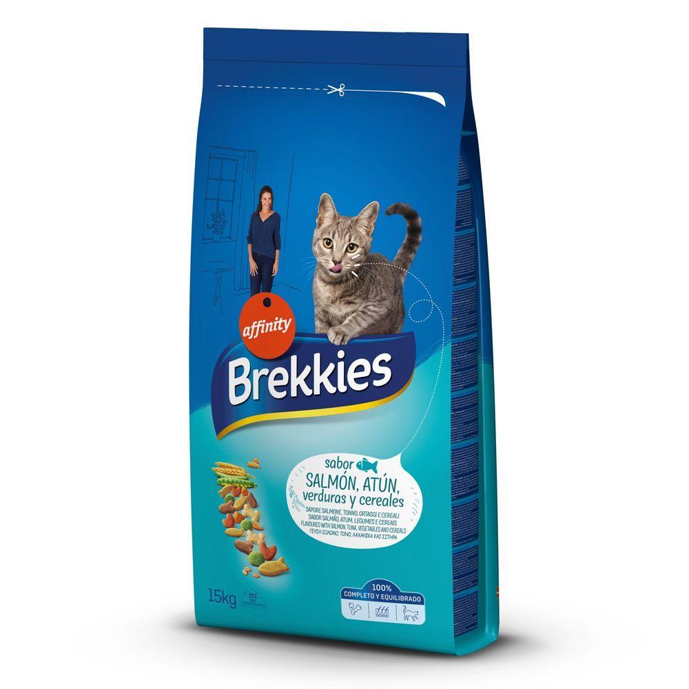 Brekkies Fish - 15 kg