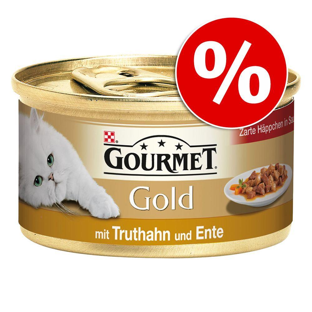 36 x 85 g Gourmet Gold Ka