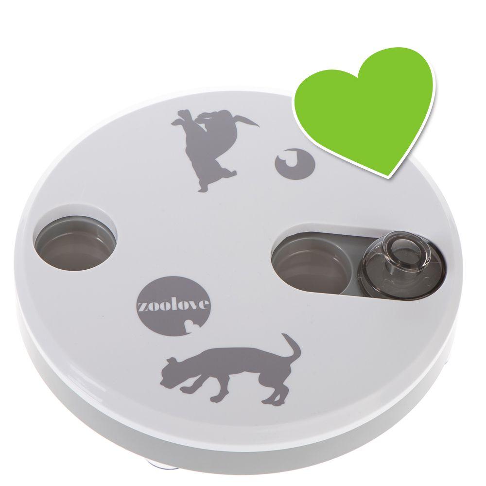 zoolove Intelligenzspielzeug Spinning Wheel - Ø 24 cm