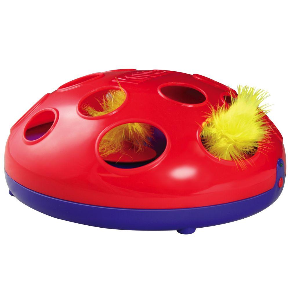 Kong Glide 'n Seek Cat Toy - 1 Toy