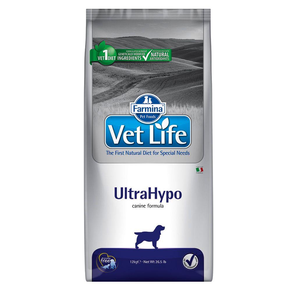 Foto Farmina Vet Life Ultrahypo Canine Formula - 2 x 12 kg - prezzo top!
