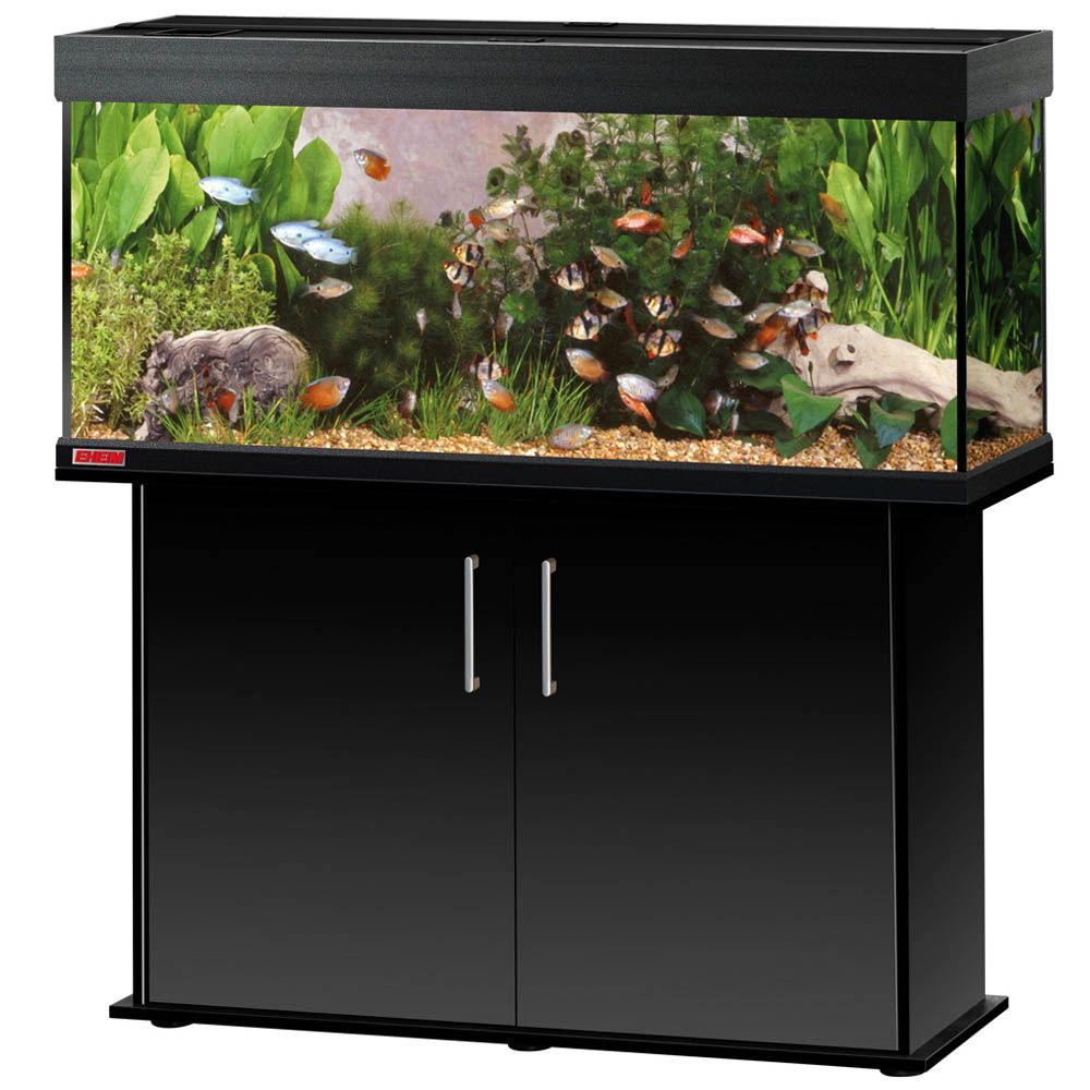 Foto Set acquario + supporto EHEIM vivaline 240 - wengé MP Acquari  81-120 cm