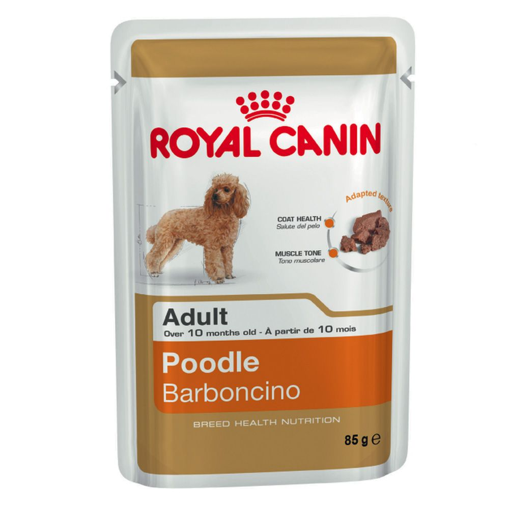 Royal Canin Breed Poodle - Sparpaket: 12 x 85 g