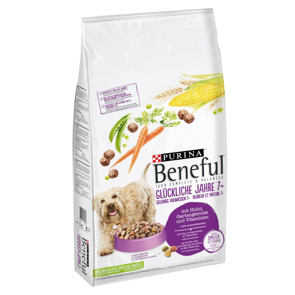 Beneful Playful Life 7+ Dog Food - 12kg