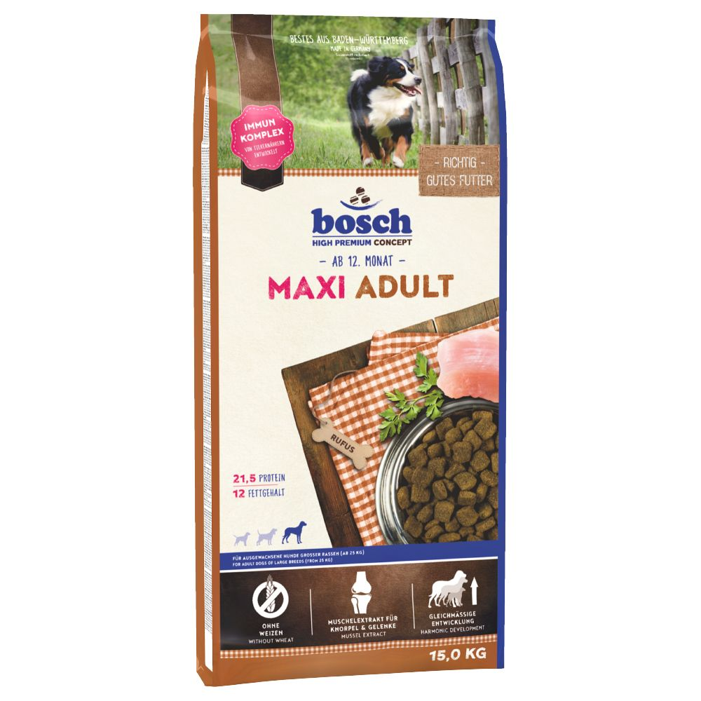 Maxi Adult Bosch Dry Dog Food