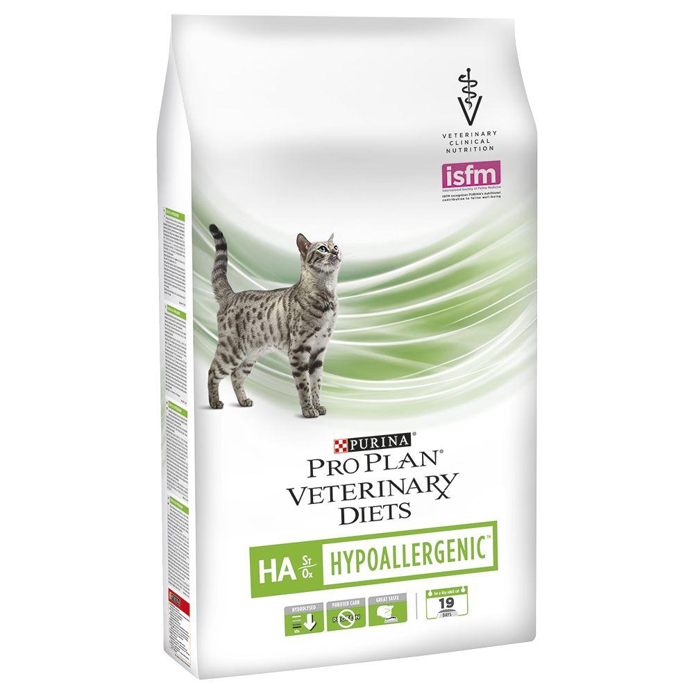 Purina Pro Plan Veterinary Diets Feline HA ST/OX - Hypoallergenic - 3,5 kg