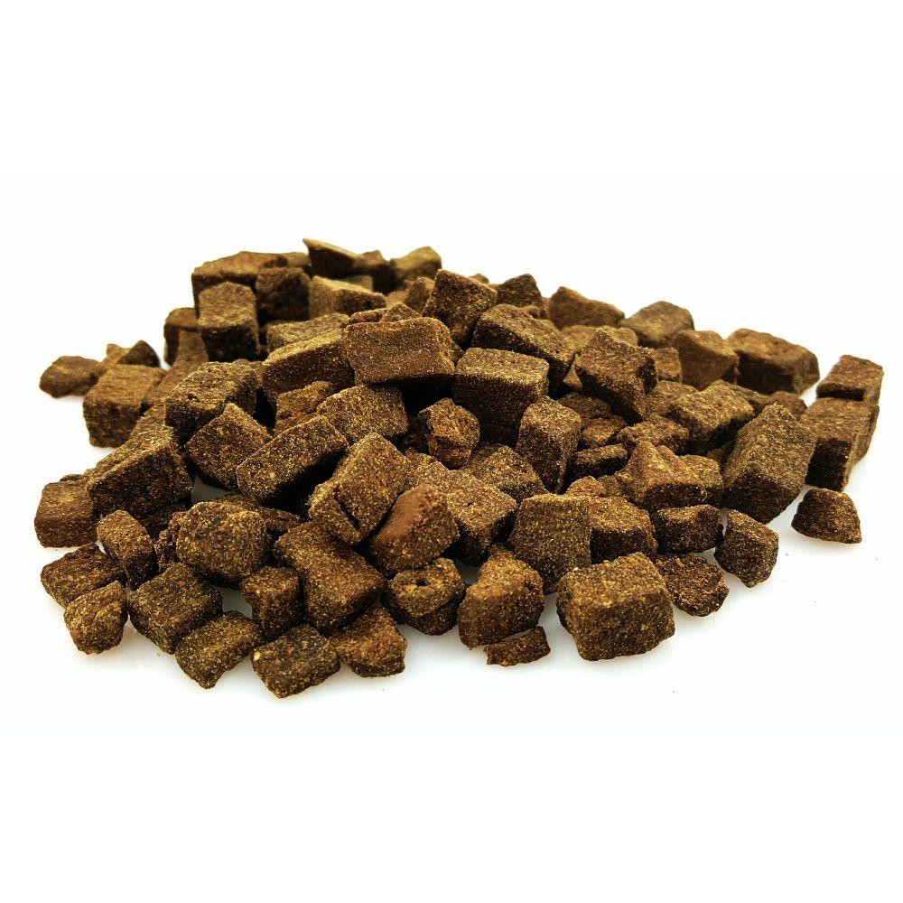 DeliBest Cubes de bœuf Simmental pour chien - 180 g