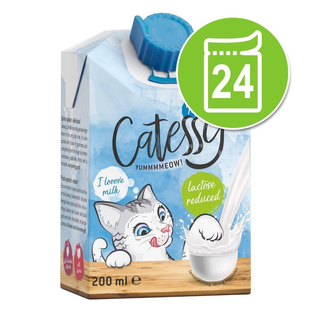 24x200mL Lait Catessy pour chat