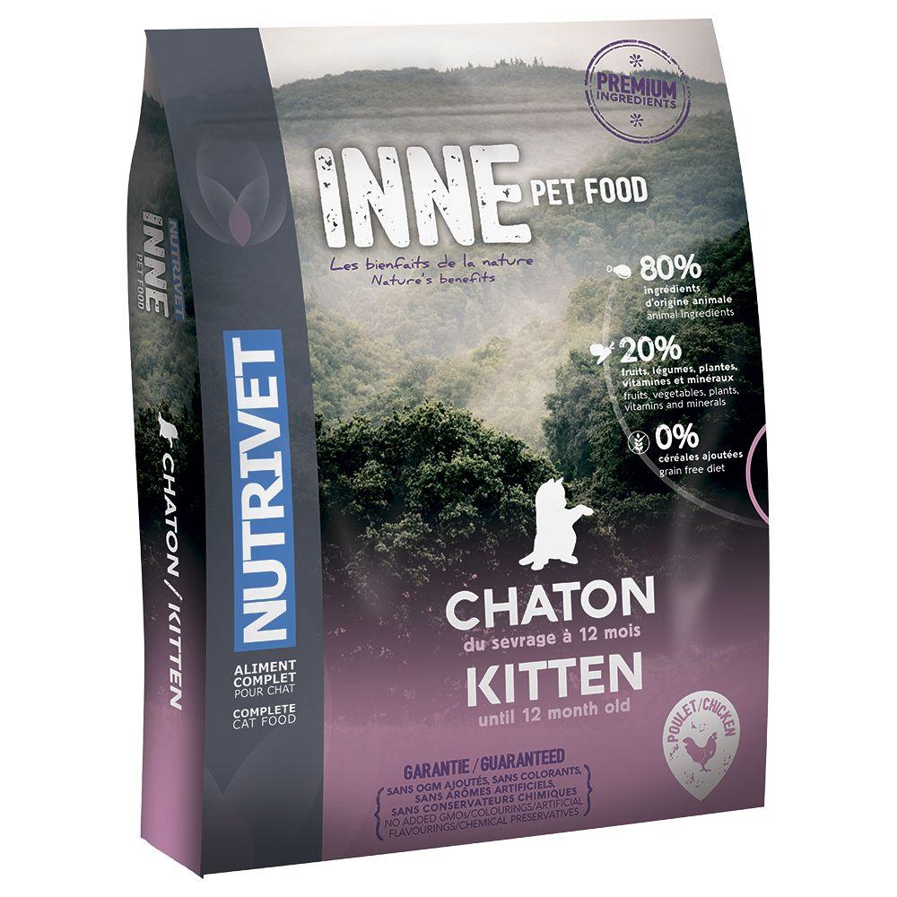 Nutrivet Inne Dry Kitten Food - 1.5kg