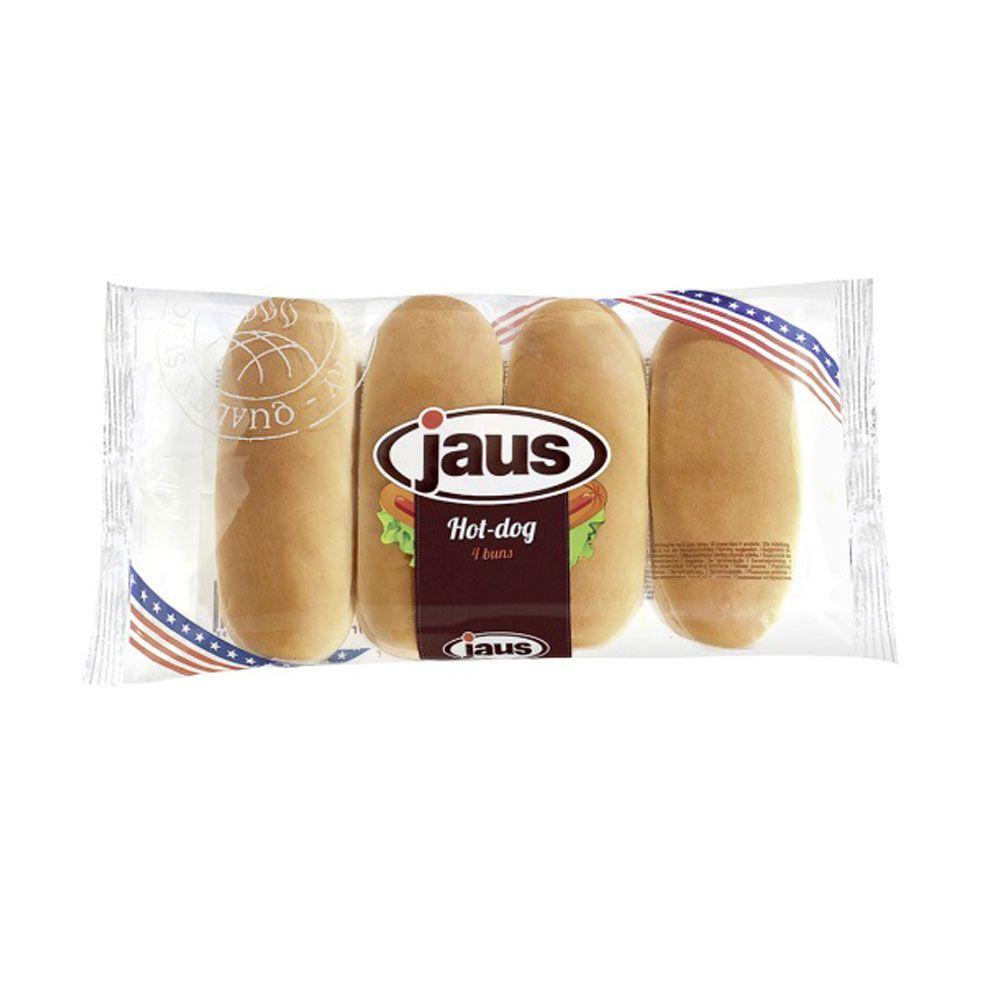 Image of Jaus Hot-Dog Brötchen - 250 g