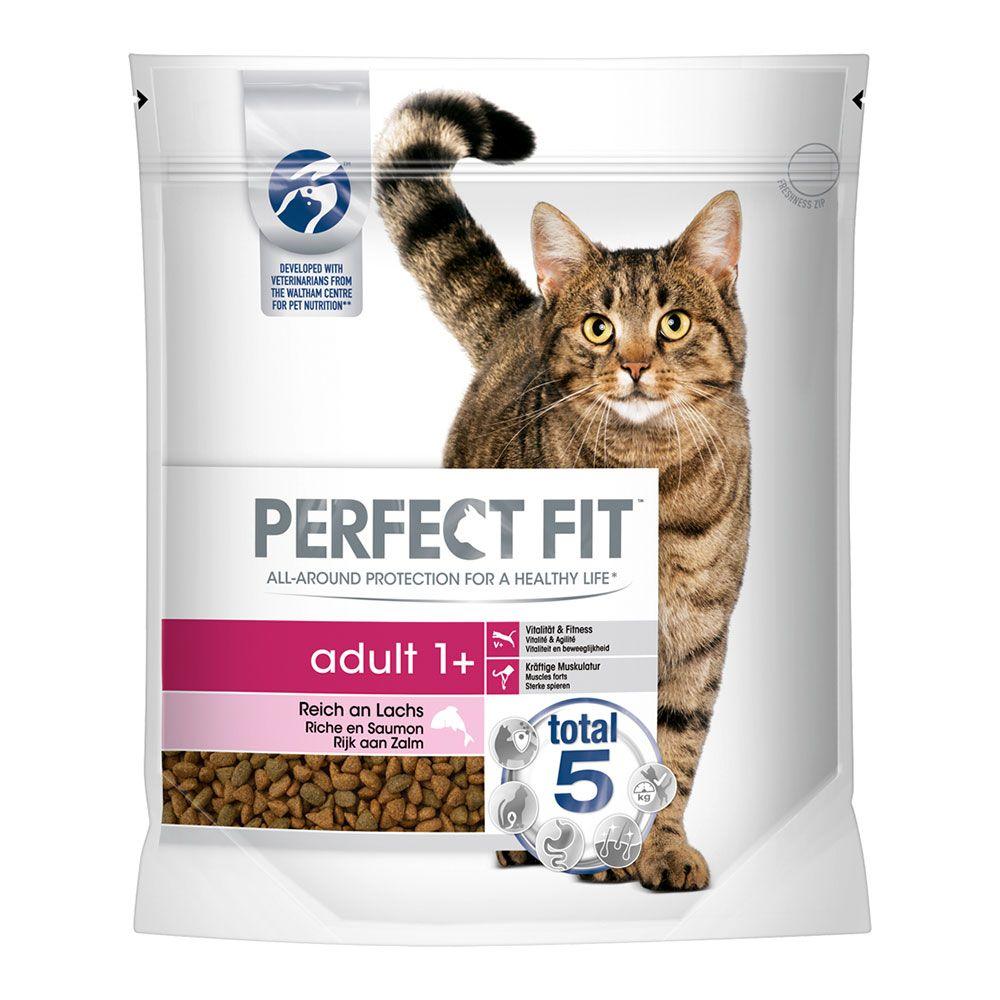 Blandpack: 2 sorter Perfect Fit Adult 1+ - 2x1,4 kg (kyckling + lax)