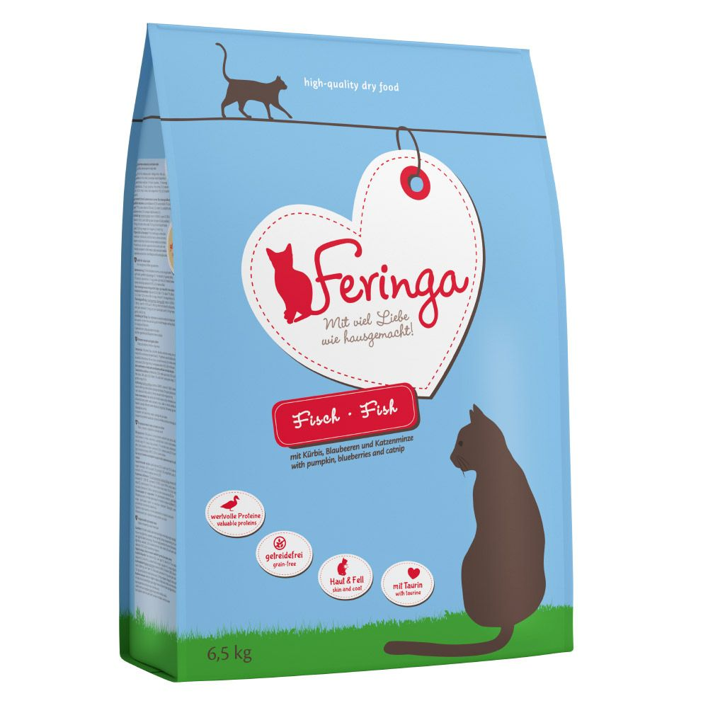 Chicken & Trout Adult Feringa Dry Cat Food