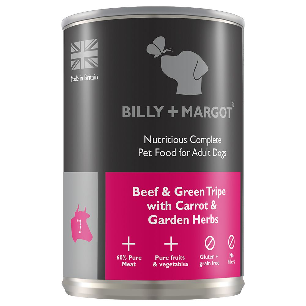 Billy + Margot Adult - Beef & Green Tripe
