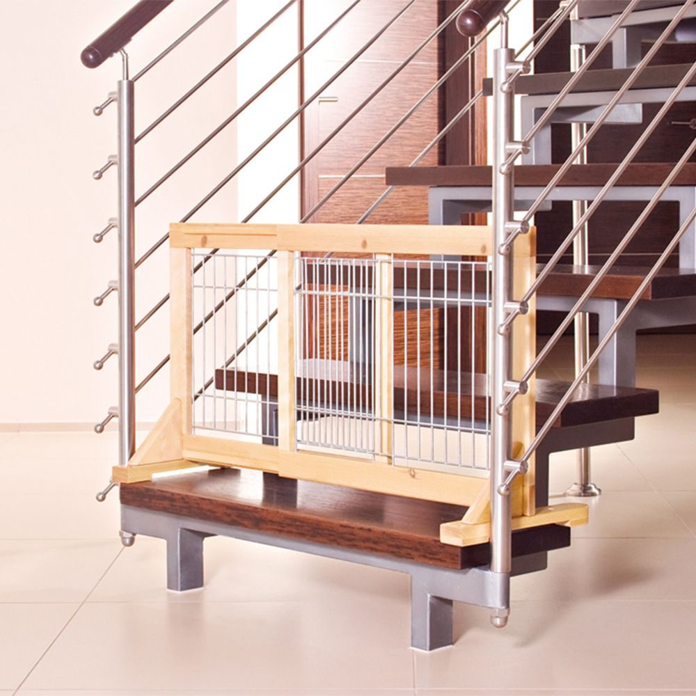 Trixie Hunde-Absperrgitter - Höhe 50 cm