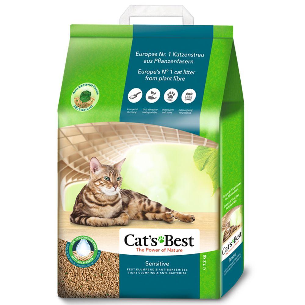 Cat's Best Sensitive - 20 l (7,2 kg)