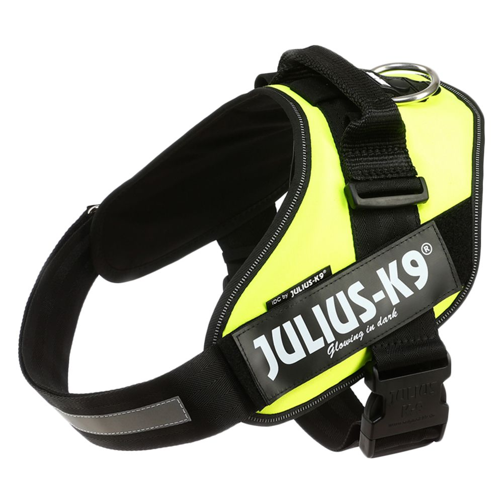 JULIUS-K9 IDC® Power Harness Neon Green