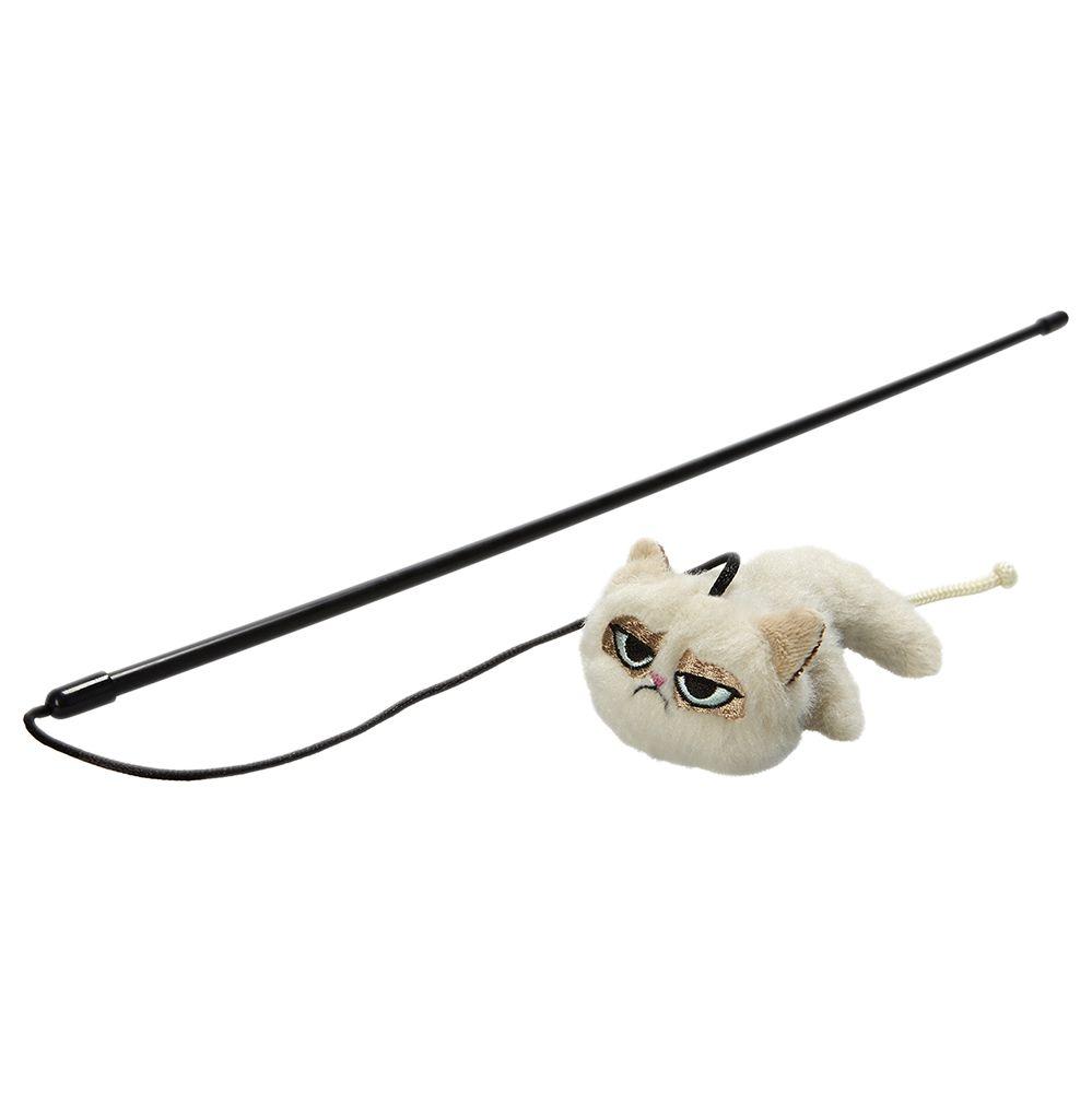 Grumpy Cat Spielangel - 1 Stück