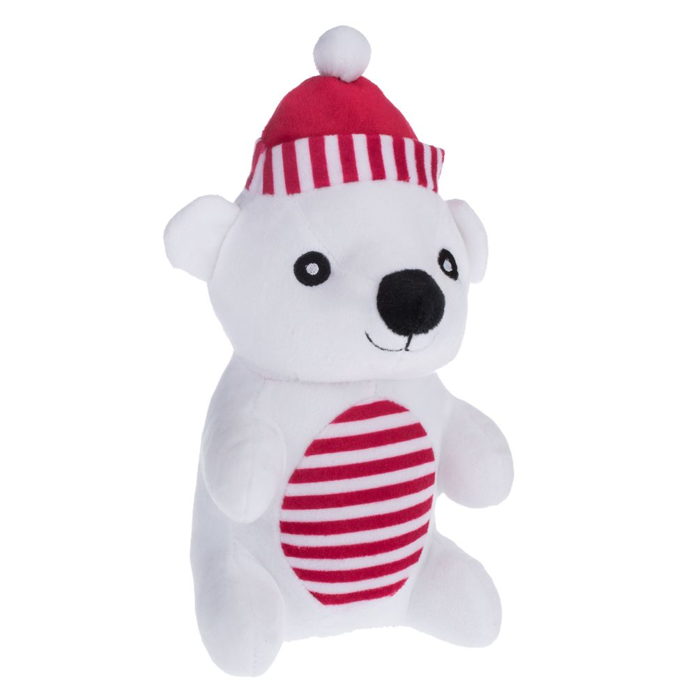 Polar Bear Dog Toy