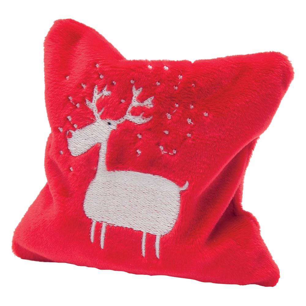 Aumuller Renny Reindeer Cat Cushion Toy