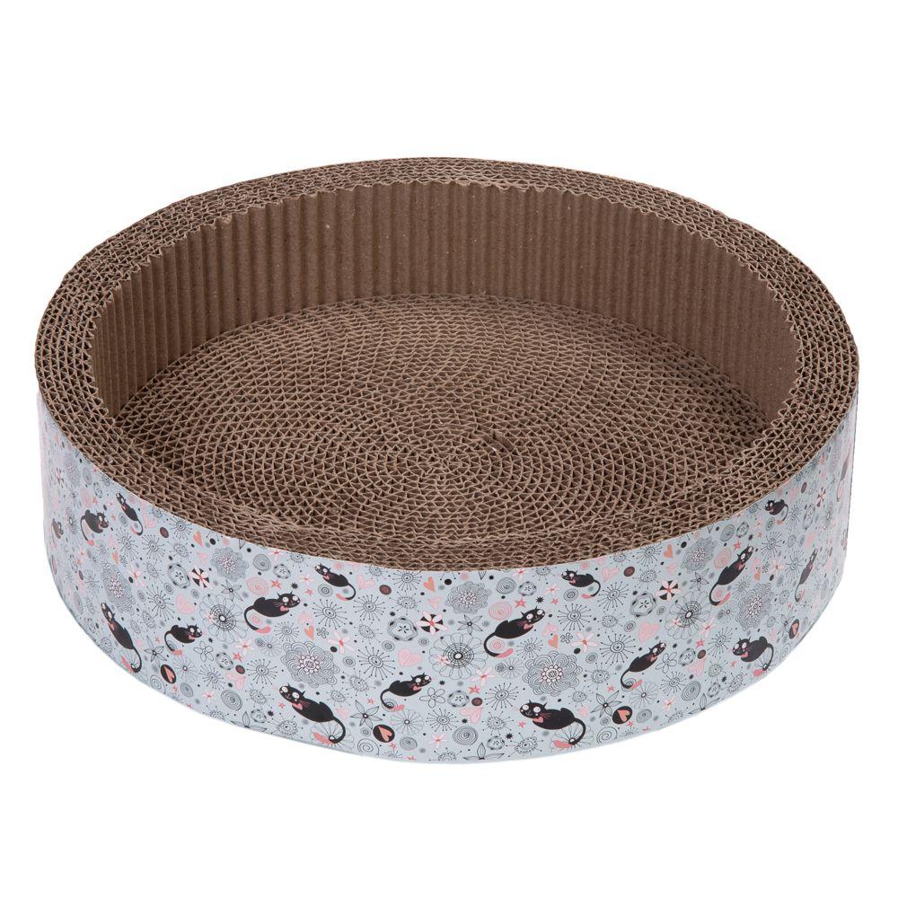 Circle drapak dla kota - Ø x wys.: 35,5 x 9 cm